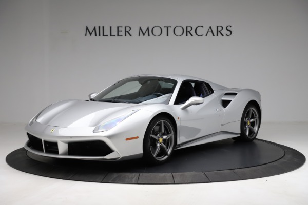 Used 2017 Ferrari 488 Spider for sale $284,900 at Maserati of Greenwich in Greenwich CT 06830 11