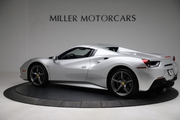Used 2017 Ferrari 488 Spider for sale $284,900 at Maserati of Greenwich in Greenwich CT 06830 13