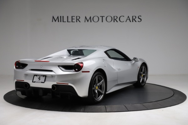 Used 2017 Ferrari 488 Spider for sale $284,900 at Maserati of Greenwich in Greenwich CT 06830 16