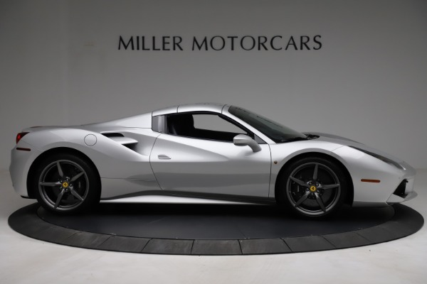 Used 2017 Ferrari 488 Spider for sale $284,900 at Maserati of Greenwich in Greenwich CT 06830 18