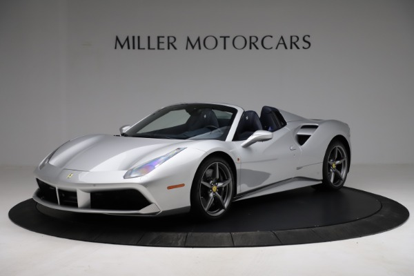 Used 2017 Ferrari 488 Spider for sale $284,900 at Maserati of Greenwich in Greenwich CT 06830 2