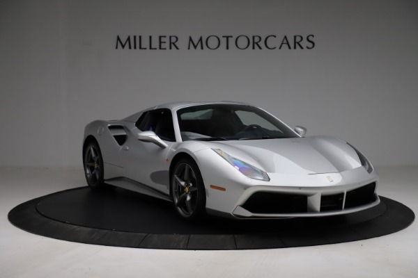 Used 2017 Ferrari 488 Spider for sale $284,900 at Maserati of Greenwich in Greenwich CT 06830 20
