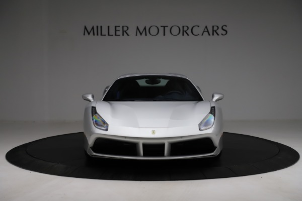 Used 2017 Ferrari 488 Spider for sale $284,900 at Maserati of Greenwich in Greenwich CT 06830 21
