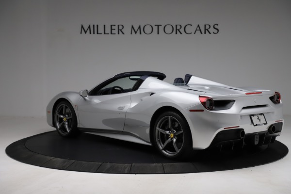 Used 2017 Ferrari 488 Spider for sale $284,900 at Maserati of Greenwich in Greenwich CT 06830 4