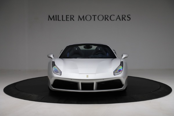 Used 2017 Ferrari 488 Spider for sale $284,900 at Maserati of Greenwich in Greenwich CT 06830 9