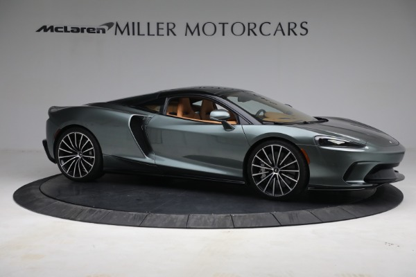 Used 2021 McLaren GT LUXE for sale $209,990 at Maserati of Greenwich in Greenwich CT 06830 10