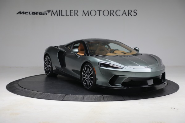 Used 2021 McLaren GT LUXE for sale $209,990 at Maserati of Greenwich in Greenwich CT 06830 11