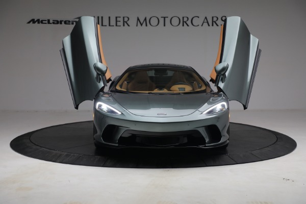 Used 2021 McLaren GT LUXE for sale $209,990 at Maserati of Greenwich in Greenwich CT 06830 13