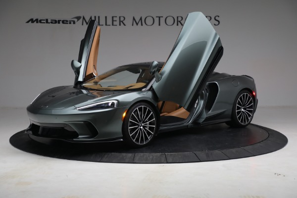 Used 2021 McLaren GT LUXE for sale $209,990 at Maserati of Greenwich in Greenwich CT 06830 14