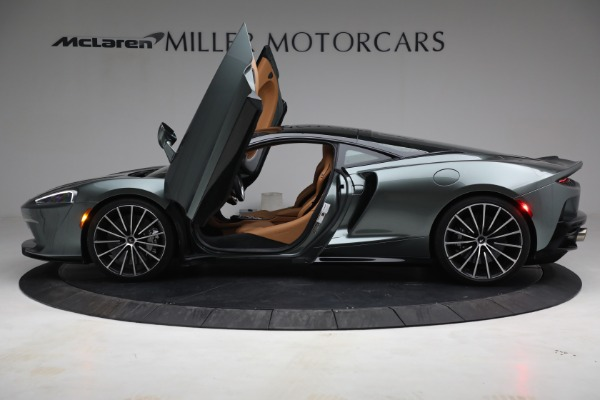 Used 2021 McLaren GT LUXE for sale $209,990 at Maserati of Greenwich in Greenwich CT 06830 15