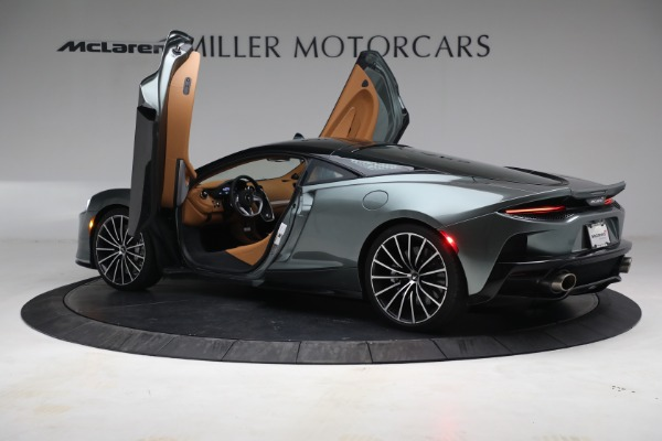 Used 2021 McLaren GT LUXE for sale $209,990 at Maserati of Greenwich in Greenwich CT 06830 16