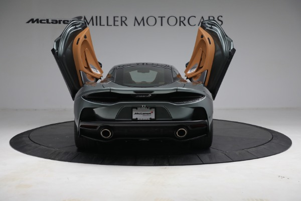 Used 2021 McLaren GT LUXE for sale $209,990 at Maserati of Greenwich in Greenwich CT 06830 17