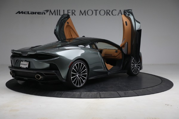 Used 2021 McLaren GT LUXE for sale $209,990 at Maserati of Greenwich in Greenwich CT 06830 18