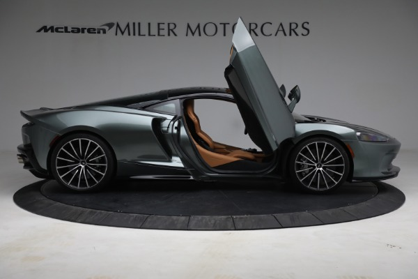 Used 2021 McLaren GT LUXE for sale $209,990 at Maserati of Greenwich in Greenwich CT 06830 19