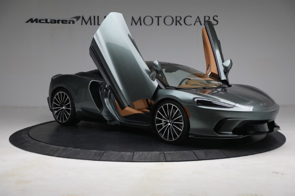 Used 2021 McLaren GT LUXE for sale $209,990 at Maserati of Greenwich in Greenwich CT 06830 20