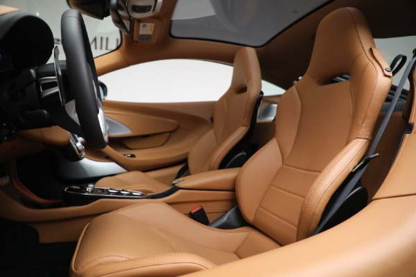Used 2021 McLaren GT LUXE for sale $209,990 at Maserati of Greenwich in Greenwich CT 06830 21