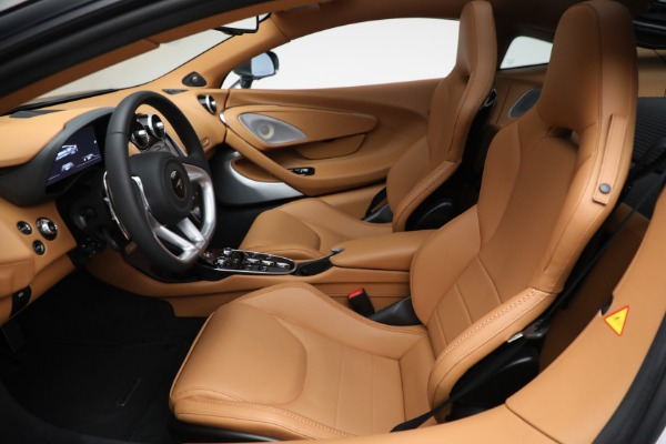 Used 2021 McLaren GT LUXE for sale $209,990 at Maserati of Greenwich in Greenwich CT 06830 22