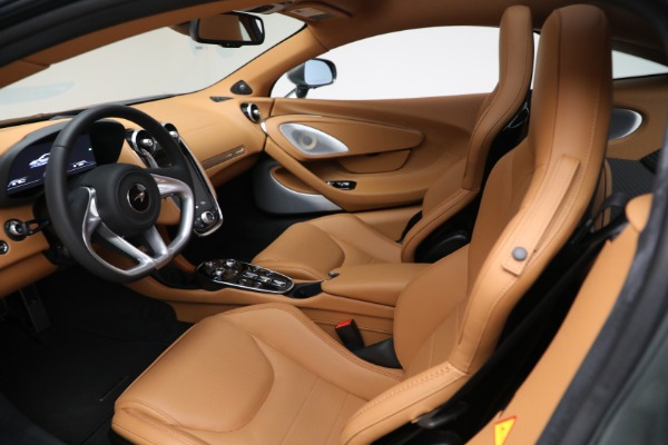 Used 2021 McLaren GT LUXE for sale $209,990 at Maserati of Greenwich in Greenwich CT 06830 23