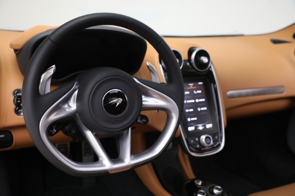 Used 2021 McLaren GT LUXE for sale $209,990 at Maserati of Greenwich in Greenwich CT 06830 24
