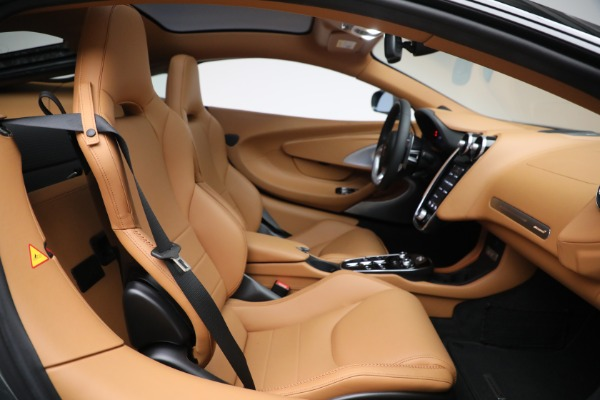 Used 2021 McLaren GT LUXE for sale $209,990 at Maserati of Greenwich in Greenwich CT 06830 26