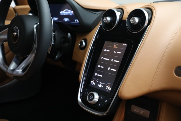 Used 2021 McLaren GT LUXE for sale $209,990 at Maserati of Greenwich in Greenwich CT 06830 28