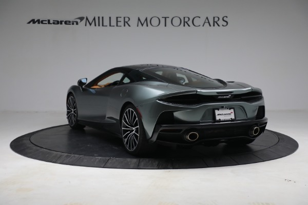New 2021 McLaren GT LUXE for sale $214,005 at Maserati of Greenwich in Greenwich CT 06830 5