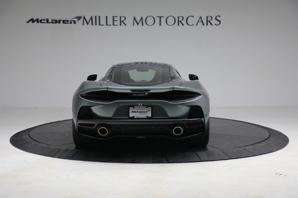 Used 2021 McLaren GT LUXE for sale $209,990 at Maserati of Greenwich in Greenwich CT 06830 6