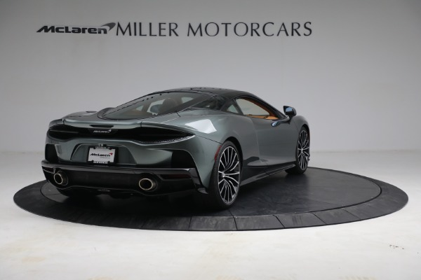 Used 2021 McLaren GT LUXE for sale $209,990 at Maserati of Greenwich in Greenwich CT 06830 7