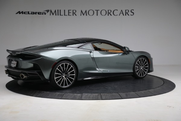 Used 2021 McLaren GT LUXE for sale $209,990 at Maserati of Greenwich in Greenwich CT 06830 8