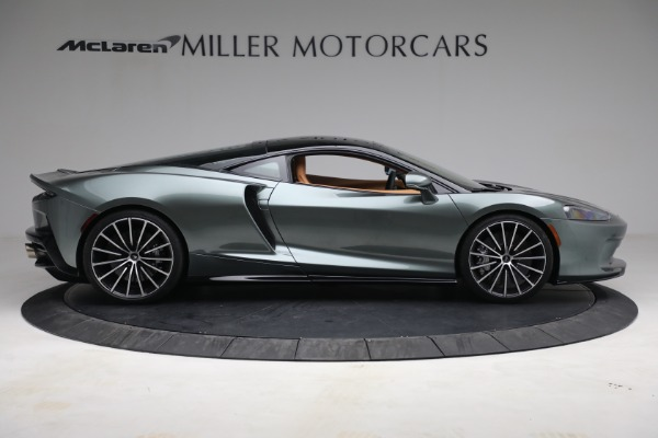 Used 2021 McLaren GT LUXE for sale $209,990 at Maserati of Greenwich in Greenwich CT 06830 9