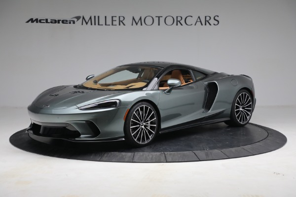 Used 2021 McLaren GT LUXE for sale $209,990 at Maserati of Greenwich in Greenwich CT 06830 1