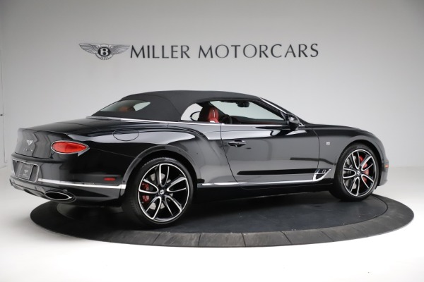 Used 2020 Bentley Continental GT First Edition for sale Call for price at Maserati of Greenwich in Greenwich CT 06830 17