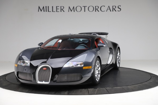 Used 2008 Bugatti Veyron 16.4 for sale Call for price at Maserati of Greenwich in Greenwich CT 06830 2
