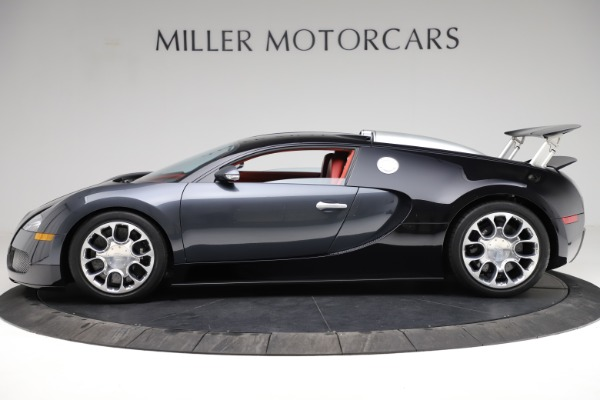 Used 2008 Bugatti Veyron 16.4 for sale Call for price at Maserati of Greenwich in Greenwich CT 06830 3
