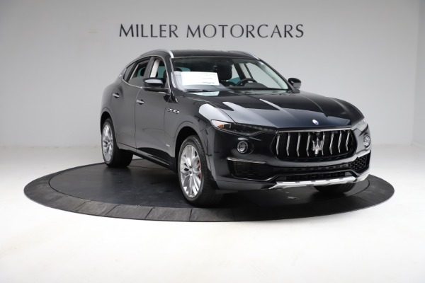 New 2021 Maserati Levante S Q4 GranLusso for sale $100,949 at Maserati of Greenwich in Greenwich CT 06830 11