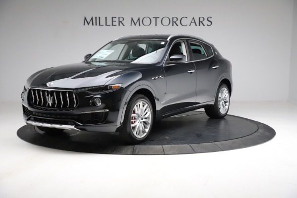 New 2021 Maserati Levante S Q4 GranLusso for sale $100,949 at Maserati of Greenwich in Greenwich CT 06830 2