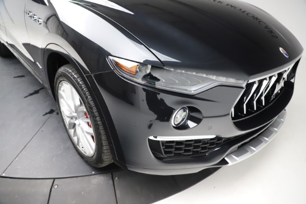 New 2021 Maserati Levante S Q4 GranLusso for sale $100,949 at Maserati of Greenwich in Greenwich CT 06830 24