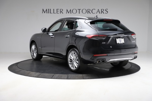 New 2021 Maserati Levante S Q4 GranLusso for sale $100,949 at Maserati of Greenwich in Greenwich CT 06830 5