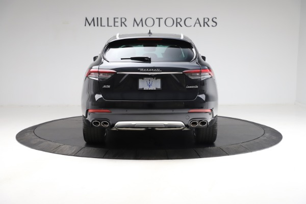 New 2021 Maserati Levante S Q4 GranLusso for sale $100,949 at Maserati of Greenwich in Greenwich CT 06830 6