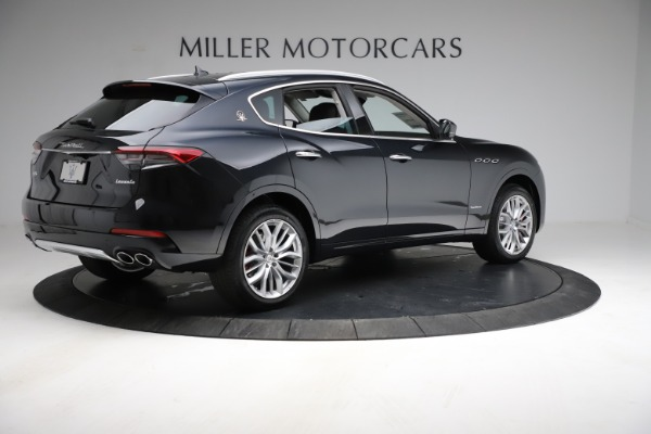 New 2021 Maserati Levante S Q4 GranLusso for sale $100,949 at Maserati of Greenwich in Greenwich CT 06830 8