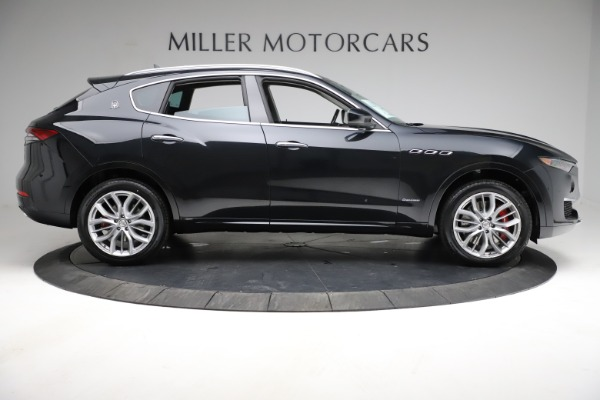 New 2021 Maserati Levante S Q4 GranLusso for sale $100,949 at Maserati of Greenwich in Greenwich CT 06830 9