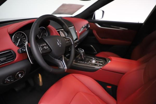 New 2021 Maserati Levante S Q4 GranLusso for sale $105,549 at Maserati of Greenwich in Greenwich CT 06830 13