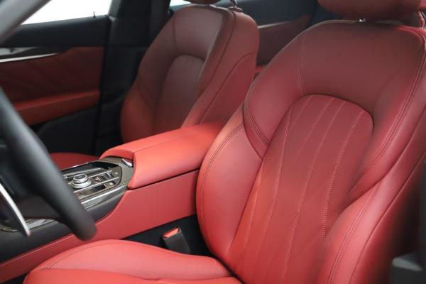 New 2021 Maserati Levante S Q4 GranLusso for sale $105,549 at Maserati of Greenwich in Greenwich CT 06830 14
