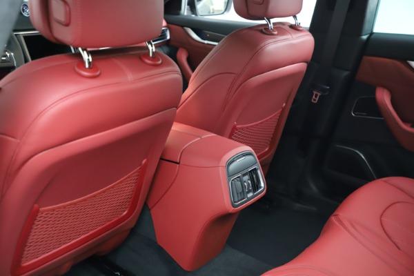 New 2021 Maserati Levante S Q4 GranLusso for sale $105,549 at Maserati of Greenwich in Greenwich CT 06830 17