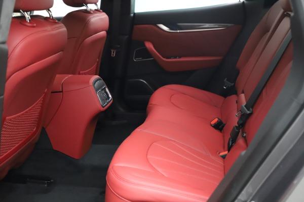 New 2021 Maserati Levante S Q4 GranLusso for sale $105,549 at Maserati of Greenwich in Greenwich CT 06830 18