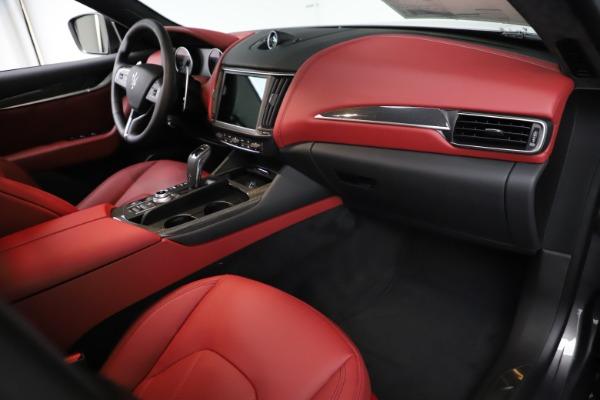 New 2021 Maserati Levante S Q4 GranLusso for sale $105,549 at Maserati of Greenwich in Greenwich CT 06830 20