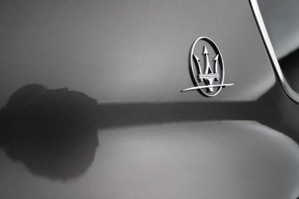 New 2021 Maserati Levante S Q4 GranLusso for sale $105,549 at Maserati of Greenwich in Greenwich CT 06830 24