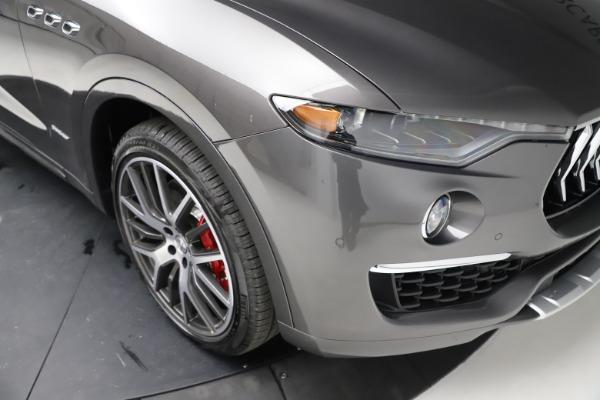 New 2021 Maserati Levante S Q4 GranLusso for sale $105,549 at Maserati of Greenwich in Greenwich CT 06830 25