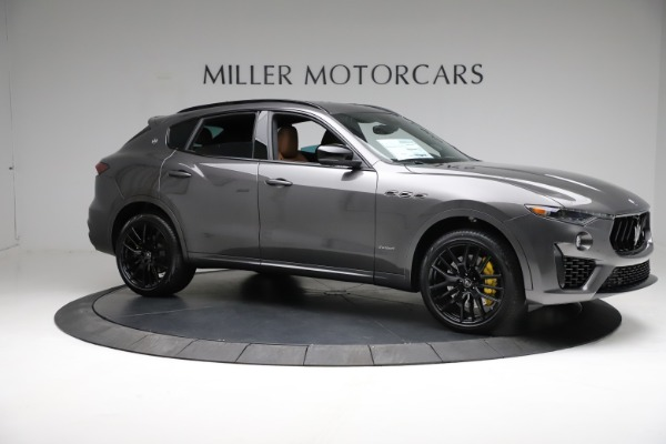 New 2021 Maserati Levante S Q4 GranSport for sale $114,485 at Maserati of Greenwich in Greenwich CT 06830 10