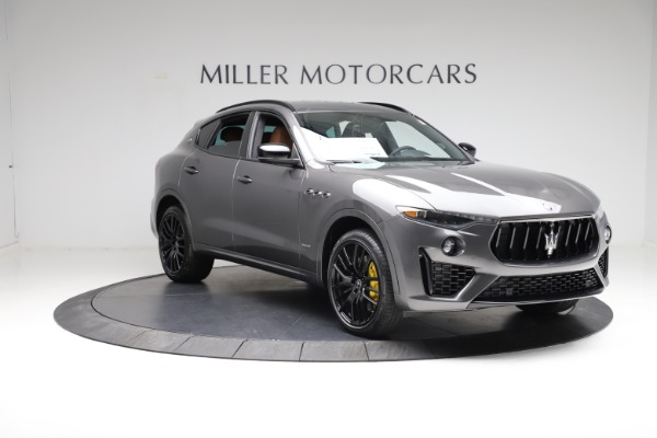New 2021 Maserati Levante S Q4 GranSport for sale $114,485 at Maserati of Greenwich in Greenwich CT 06830 11